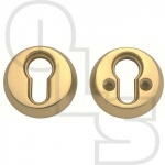 UNION 53043 EURO ESCUTCHEON - 26mm FIXING CENTRE