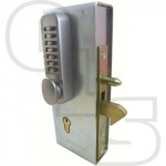GATEMASTER WELDABLE DIGITAL LOCK MOUNTING BOX FOR SLIDING DOORS
