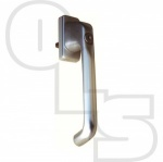 Hoppe London Series Bolt Through Patio Handle