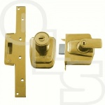 INGERSOLL LONDON LINE HIGH SECURITY NIGHTLATCH