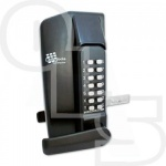 BORG BL3430 LEVER OPERATED METAL GATE DOUBLE DIGITAL LOCK