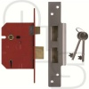 UNION 2234E BRITISH STANDARD 5 LEVER  SASHLOCK