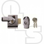 YALE PBS4 HIGH SECURITY ESCAPE NIGHTLATCH WITH 40mm BACKSET