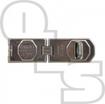 ABUS 110 SINGLE HINGED HASP & STAPLE