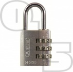ABUS 145 SERIES 30MM COLOURED COMBINATION LOCKS