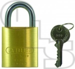 ABUS 83/45 SERIES BRASS PADLOCKS