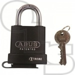 ABUS 83WP SERIES EXTREME CLOSED SHACKLE PADLOCKS