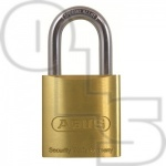ABUS 86/55 SERIES EURO OPEN SHACKLE PADLOCK Body
