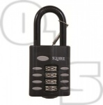 SQUIRE CP115 RECODEABLE COMBINATION PADLOCKS 1.5'' SHACKLE