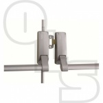 BRITON 377 DOUBLE REBATED PANIC PUSH BAR SET