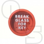 BGB ROUND EMERGENCY KEY BOX