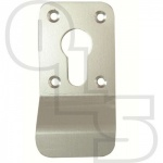 SQUARE SCREW ON  EURO PROFILE KEYHOLE FINGER PULL
