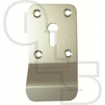 SQUARE SCREW ON UK KEYHOLE FINGER PULL
