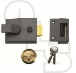 YALE 91 NON-DEADLOCKING NIGHTLATCH WITH 60mm BACKSET