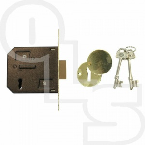 TSS 3 LEVER MORTICE DEADLOCKS