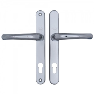 YALE UPVC/MULTIPOINT DOOR HANDLE - SPRUNG - LEVER/LEVER